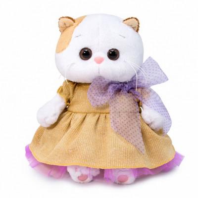 Ли-Ли BABY в золотом платье