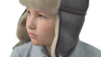 Как выбрать меховую шапку для ребёнка