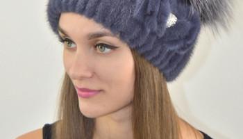 Как чистить и хранить шапки из вязаной норки