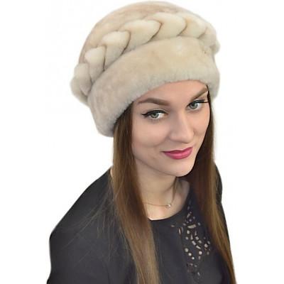 Меховая женская шапка Б-073а