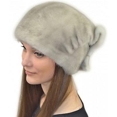 Норковая шапка НН-073