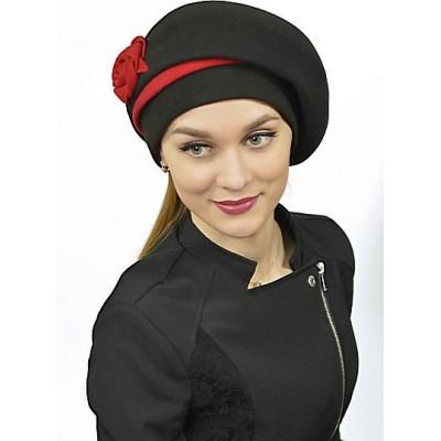 Женская шапка ЖШ 017