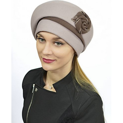 Женская шапка ЖШ 017а