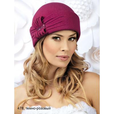 Женская шерстяная шапка ВТ-018