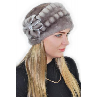 Женская шапка  БМ 049
