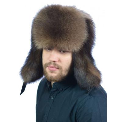 Мужская шапка ушанка ВК 051
