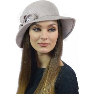 Фетровая шляпа ФТ-073