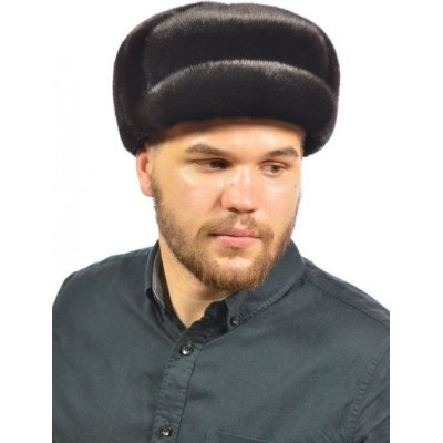 Мужская шапка из норки ШМ 033