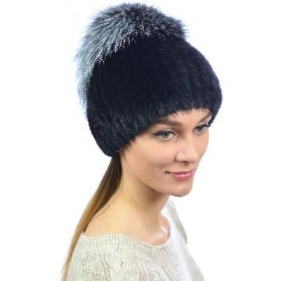 Женская шапка, мех ондатры КА-022