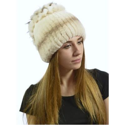 Женская шапка БК 053