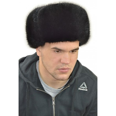 Мужская шапка ушанка ШМ 035