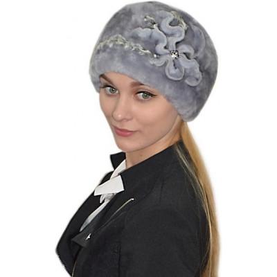 Женская шапка БМ 035