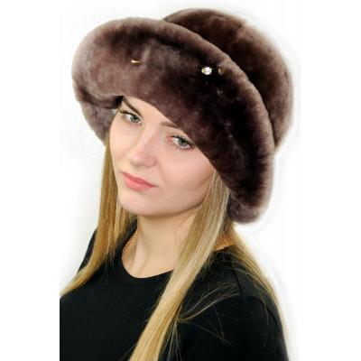 Меховая шляпа БМ 030