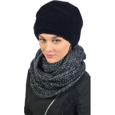 Зимняя шапка, эко-мех ЕК-035
