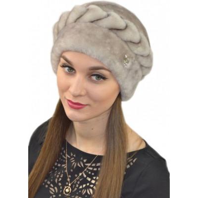 Женская шапка  БМ 085