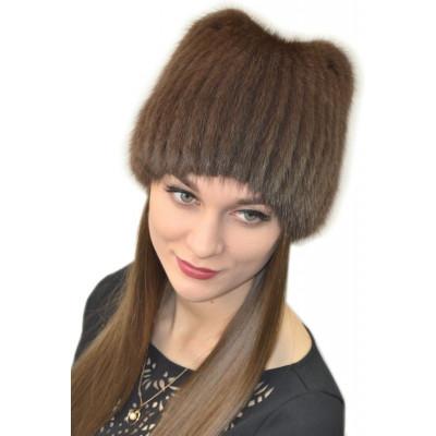 Женская шапка КА 048