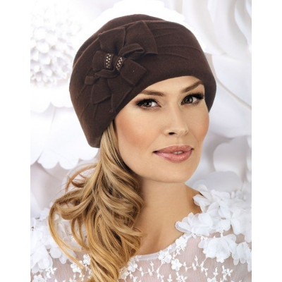 Модная шерстяная шапка ВТ-005