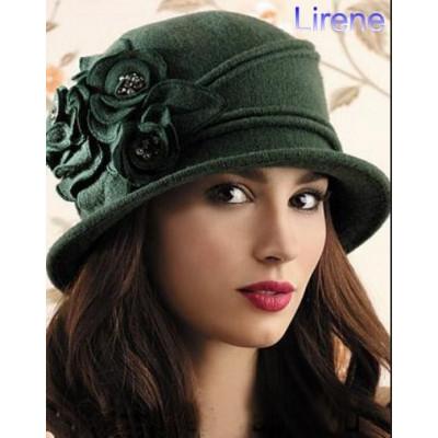 Элегантная шляпка ВТ-015