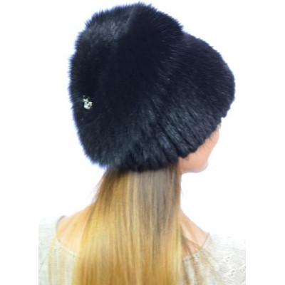 Зимняя женская шапка КА 017