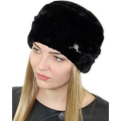 Меховая шапка МК 039