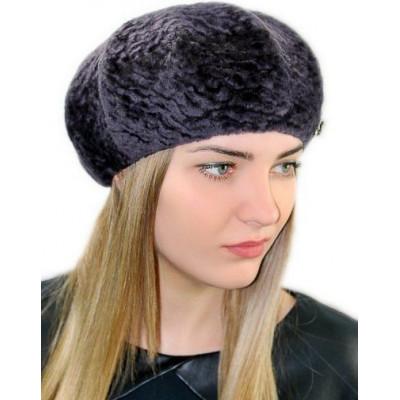 Меховая шапка МК 037