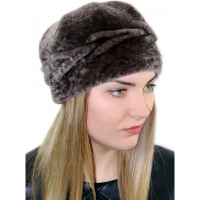 Меховая шапка МК 040