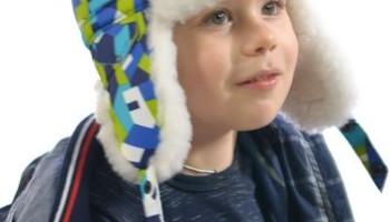 Как выбрать шапку ушанку для мальчика