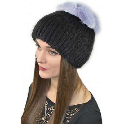 Женская шапка из ондатры КА 047