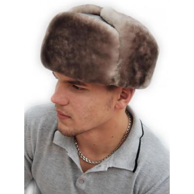 Мужская шапка ушанка ВК 065