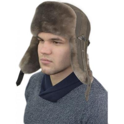Мужская шапка из овчины ВК 056а