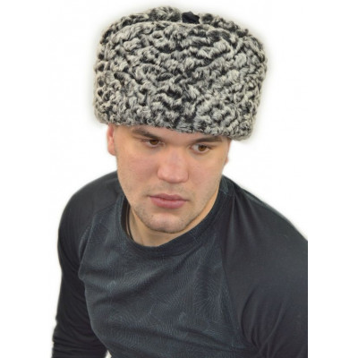 Мужская шапка из каракуля КР 073