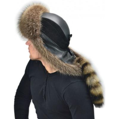 Мужская меховая шапка ВК 041