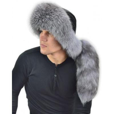 Мужская меховая шапка ПМ 010