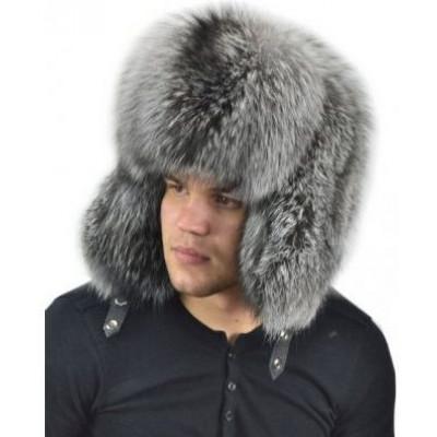 Зимняя мужская шапка ПМ 012а