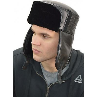 Мужская шапка из мутона ВК 048