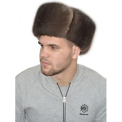 Мужская шапка ушанка ШМ 036