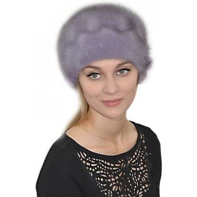 Меховая зимняя шапка НН 020