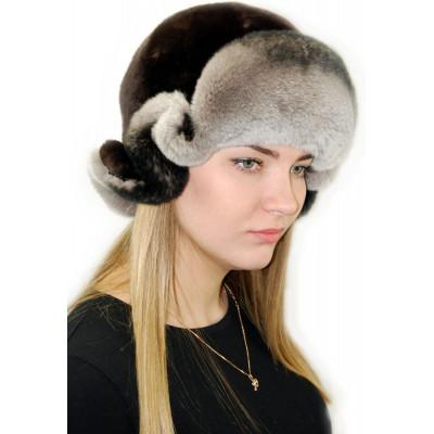 Женская меховая шапка Б 080