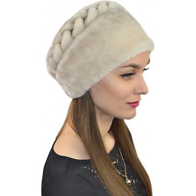 Мутоновая шапка Б 079в