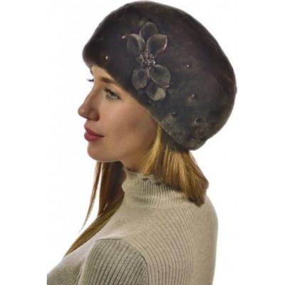 Женская шапка из мутона БМ 064в1