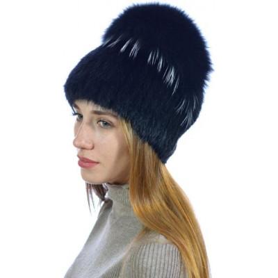 Женская шапка из ондатры КА 039