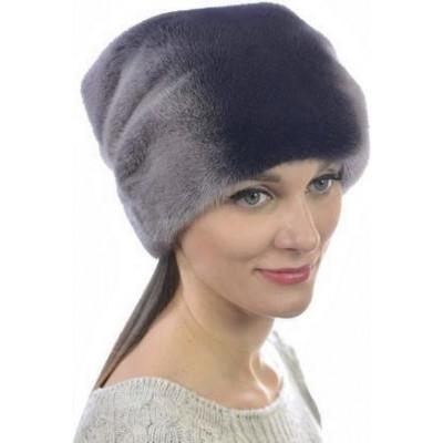 Меховая шапка из норки НН-088