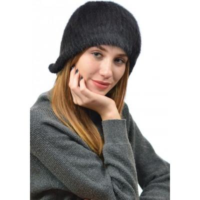 Женская меховая шапка КА-020