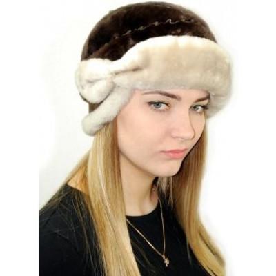 Меховая шляпа БМ 079