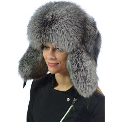 Женская шапка ушанка КА-001
