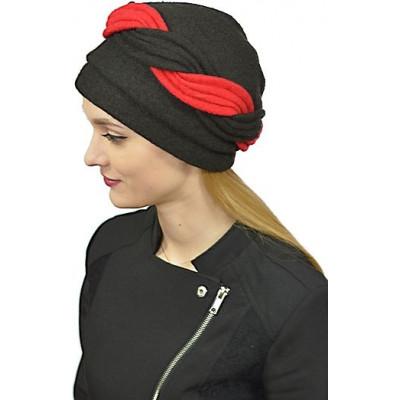Женская шапка ЖШ 009