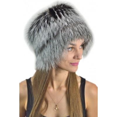 Женская меховая шапка КА 046