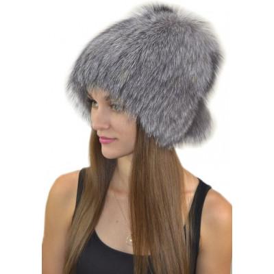 Женская меховая шапка КА 045