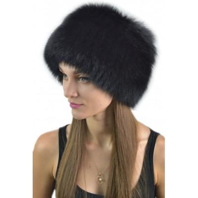 Женская шапка из песца КА 044