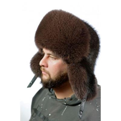 Мужская шапка ПМ-001